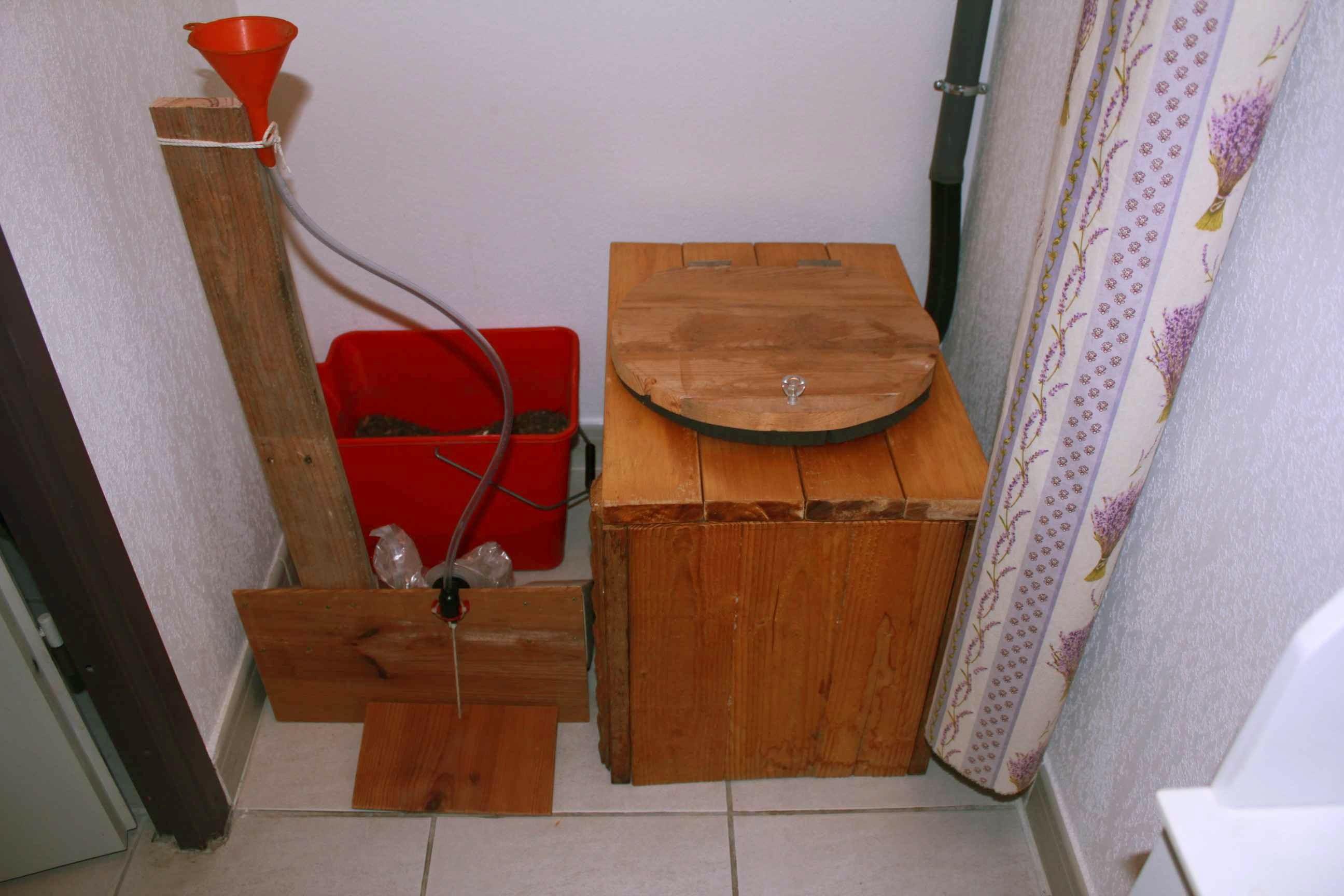 Toilettes Sèches En Appartement yan-parent