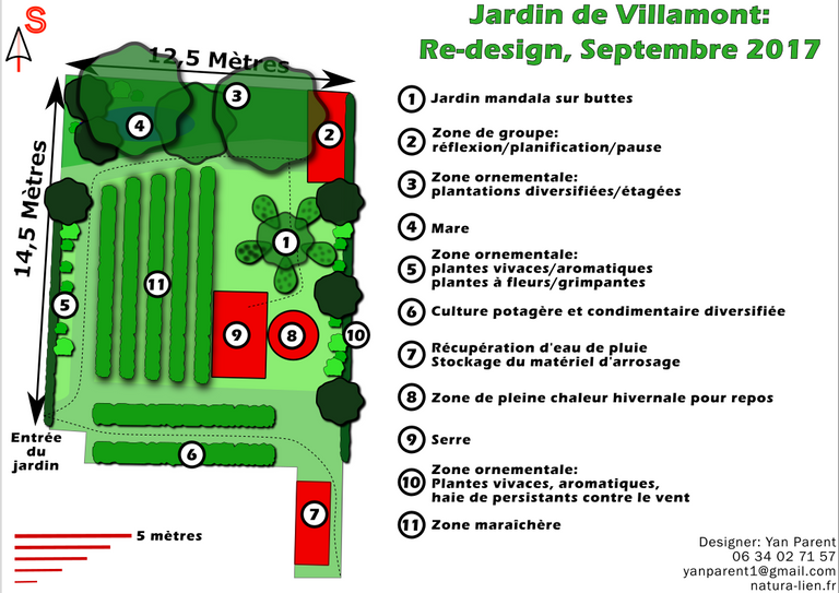 design jardin partage permaculture beziers residence
